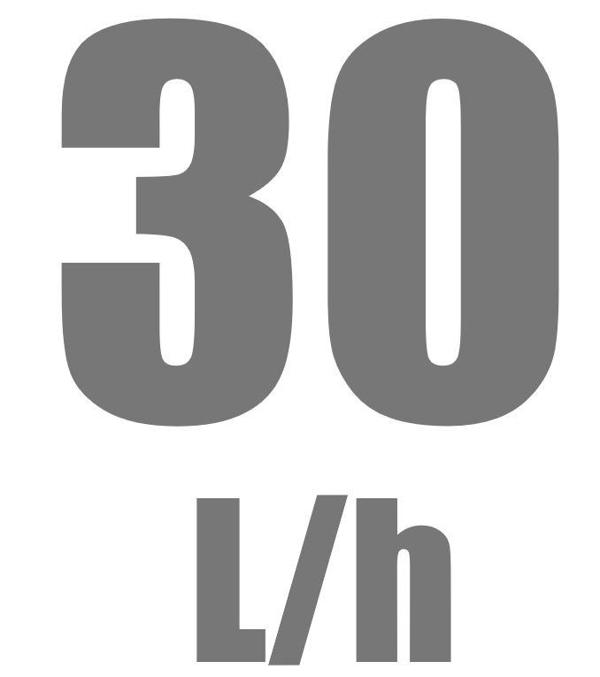 30 L/h